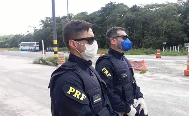 polícia nas estradas
