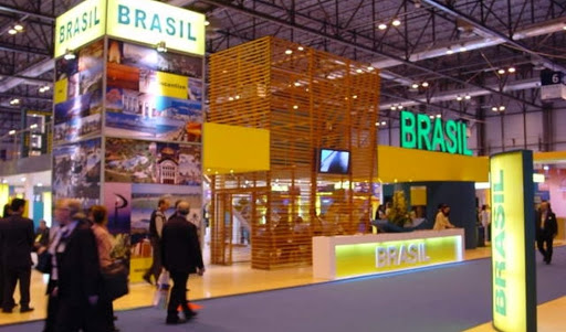 stand do Brasil