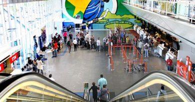 Centro-Oeste Airports