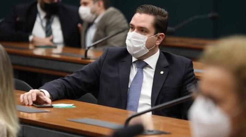 Deputado Eduardo Bismark