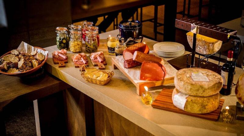 Festival gastronômico de Raclette